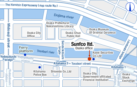 Sunfco ltd. Osaka office